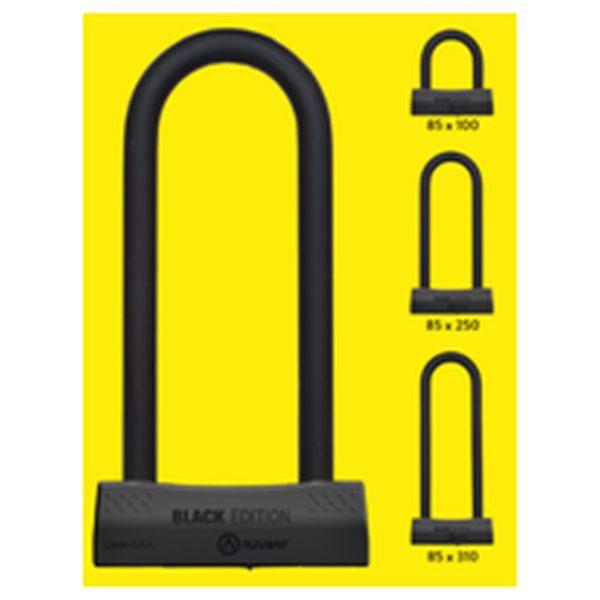 auvray zapiecie u lock black edition 85x250 klasa s r a Sklep Motocyklowy Wrocław