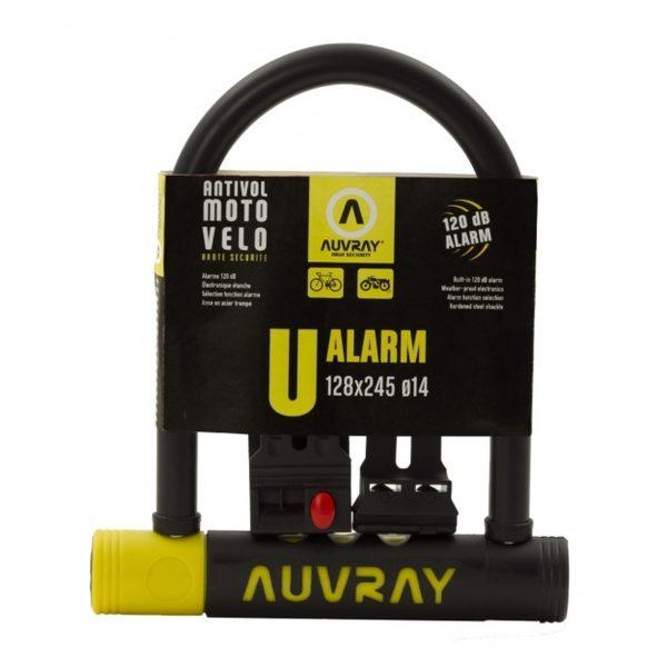 auvray zapiecie u lock z alarmem 90 x 210mm srednica bolca 14mm 2 Sklep Motocyklowy Wrocław