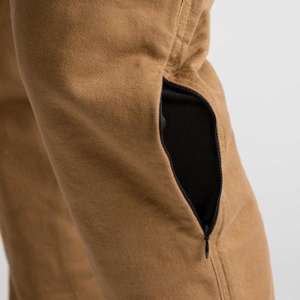 spodnie jeans broger alaska sand w28l34 3 Sklep Motocyklowy Wrocław
