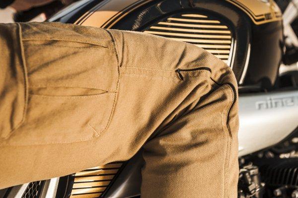 spodnie jeans broger alaska sand w28l34 7 Sklep Motocyklowy Wrocław