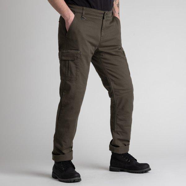 spodnie jeans broger alaska sand w28l34 GREEN Sklep Motocyklowy Wrocław