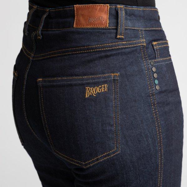 spodnie jeans broger california lady washed 2 Sklep Motocyklowy Wrocław