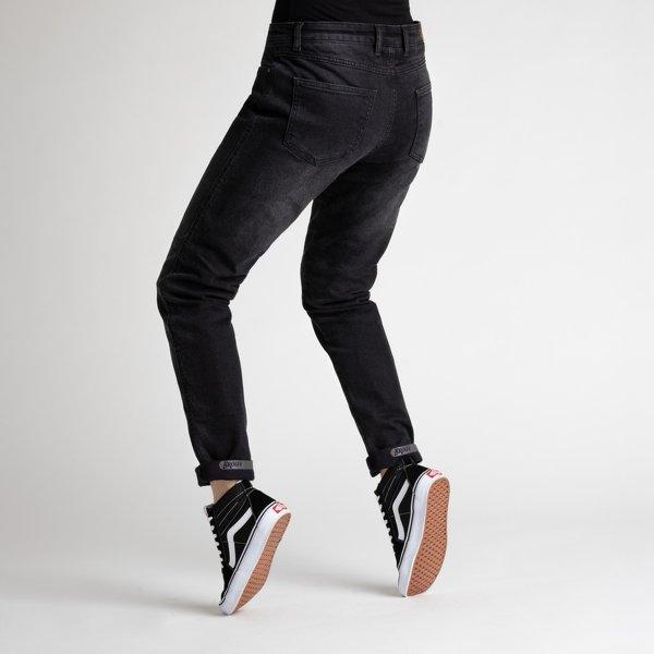 spodnie jeans broger california lady washed BLACK 1 Sklep Motocyklowy Wrocław