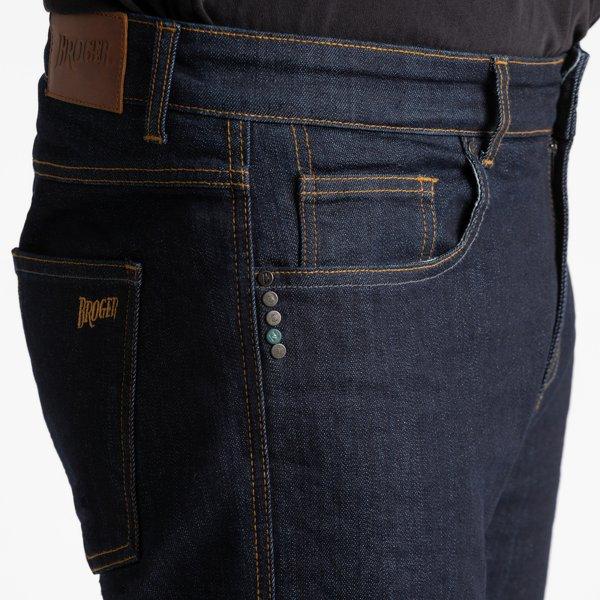 spodnie jeans broger california washed 2 Sklep Motocyklowy Wrocław