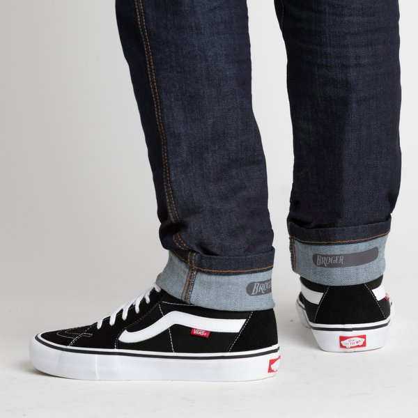 spodnie jeans broger california washed 3 Sklep Motocyklowy Wrocław
