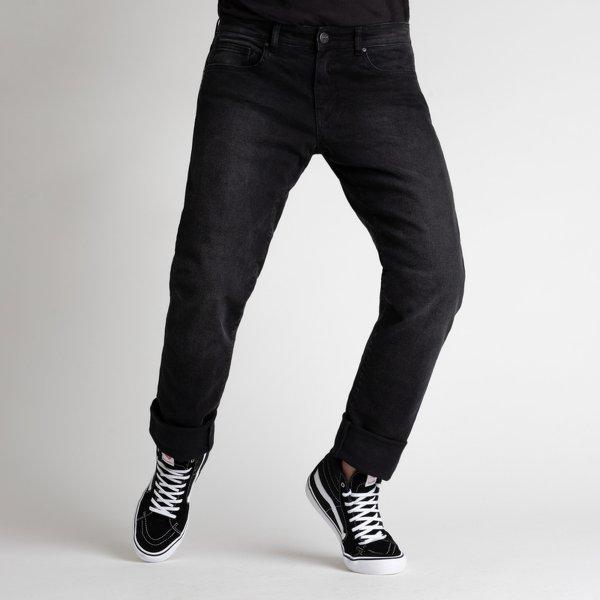 spodnie jeans broger california washed BLACK Sklep Motocyklowy Wrocław