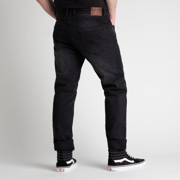 spodnie jeans broger california washed BLACK 1 Sklep Motocyklowy Wrocław