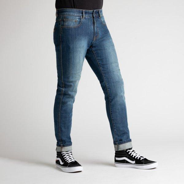 spodnie jeans broger california washed BLUE Sklep Motocyklowy Wrocław