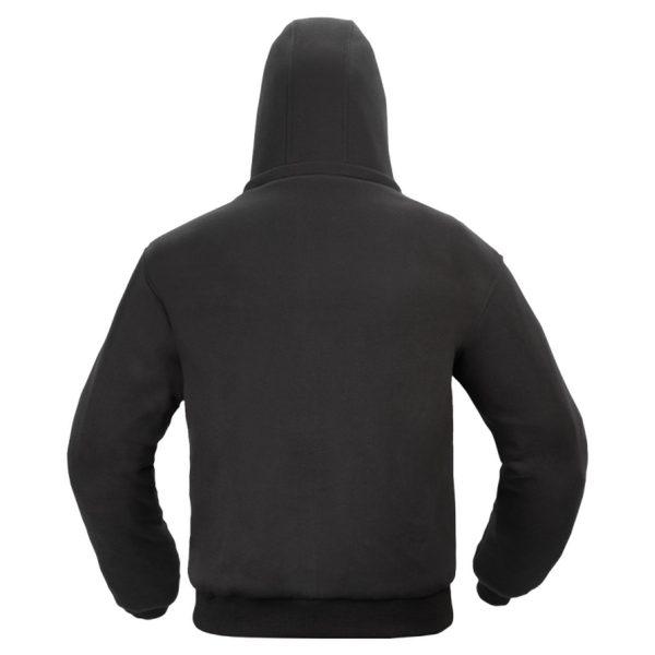 bluza z membrana buse hoody spirit BLACK 1 Sklep Motocyklowy Wrocław