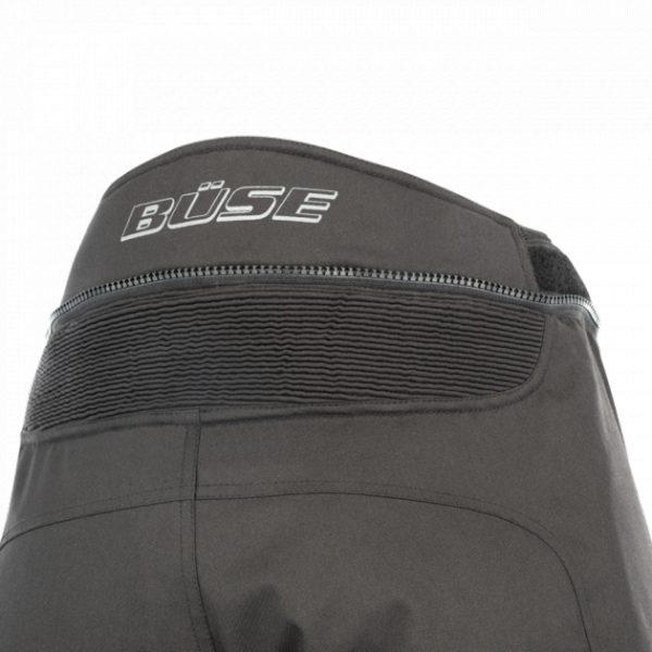 spodnie motocyklowe buse breno BLACK 2 Sklep Motocyklowy Wrocław