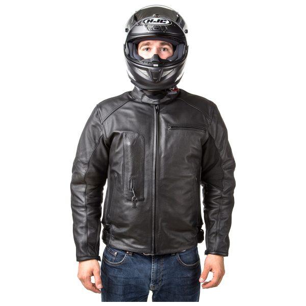 leather roadster BLACK 3 Sklep Motocyklowy Wrocław