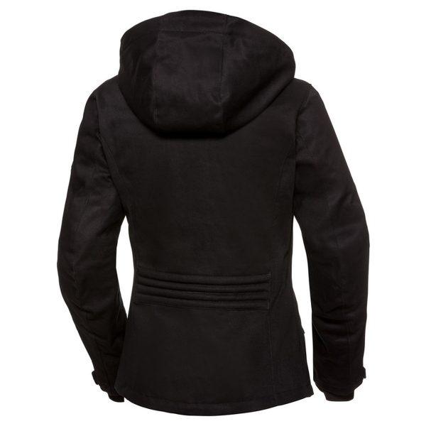 kurtka tekstylna ixs lady nayla BLACK 1 Sklep Motocyklowy Wrocław