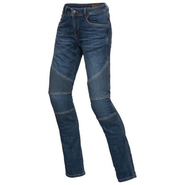 spodnie jeans ixs lady classic ar moto BLUE Sklep Motocyklowy Wrocław