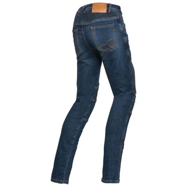 spodnie jeans ixs lady classic ar moto BLUE 1 Sklep Motocyklowy Wrocław