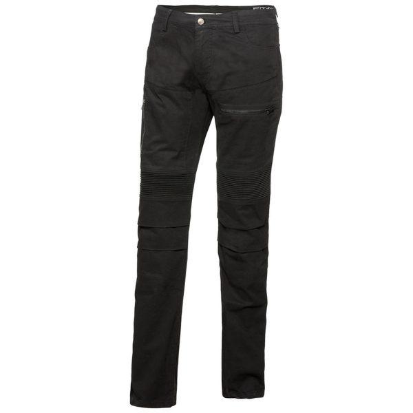 spodnie jeans ixs lady classic ar stretch BLACK Sklep Motocyklowy Wrocław