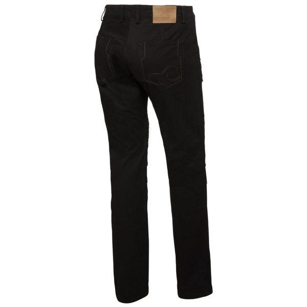 spodnie jeans ixs lady classic ar stretch BLACK 1 Sklep Motocyklowy Wrocław