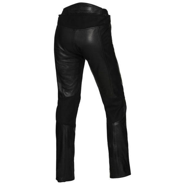 spodnie skorzane ixs lady anna BLACK 1 Sklep Motocyklowy Wrocław