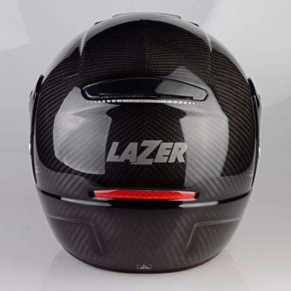 kask motocyklowy lazer monaco evo pure carbon BLACK 4 Sklep Motocyklowy Wrocław