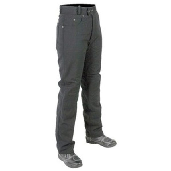 spodnie jeansowe lookwell denim 501 meskie skracane BLACK Sklep Motocyklowy Wrocław
