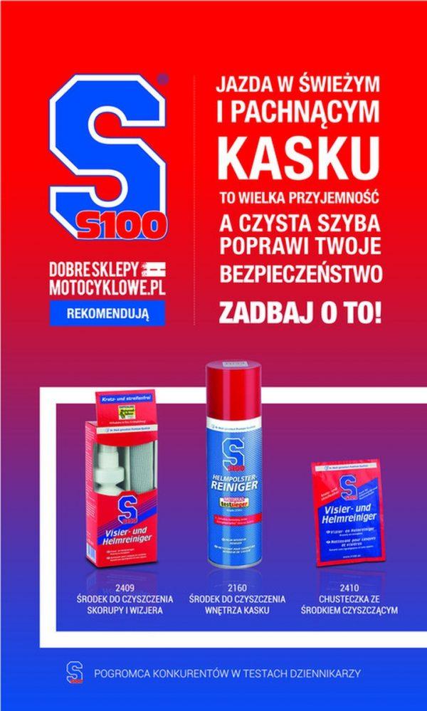 kask open face ozone hy818 WHITE 6 Sklep Motocyklowy Wrocław