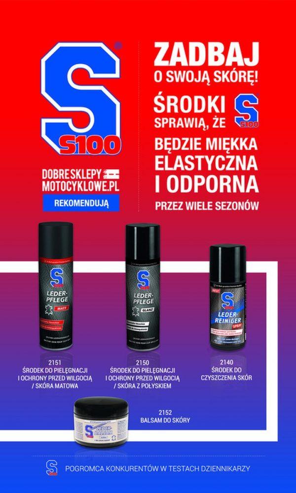 rekawice skorzane ozone ride ii ce BLACK 3 Sklep Motocyklowy Wrocław