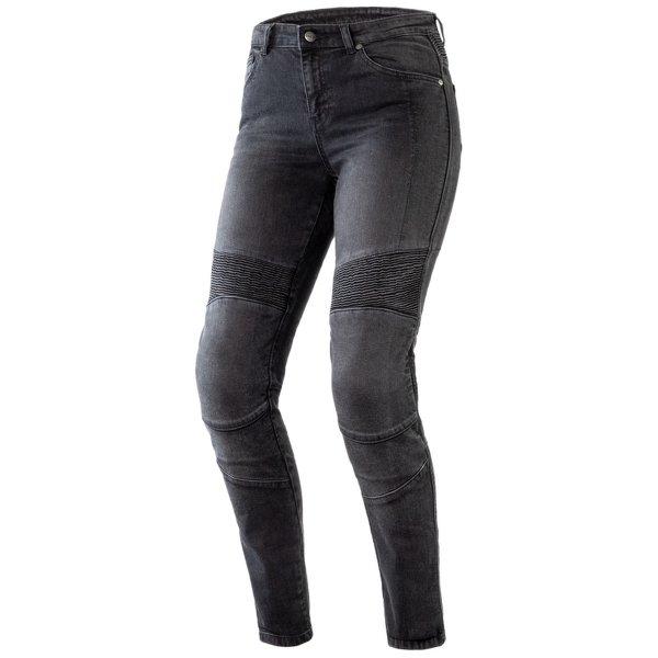 spodnie jeans ozone agness ii lady BLACK Sklep Motocyklowy Wrocław