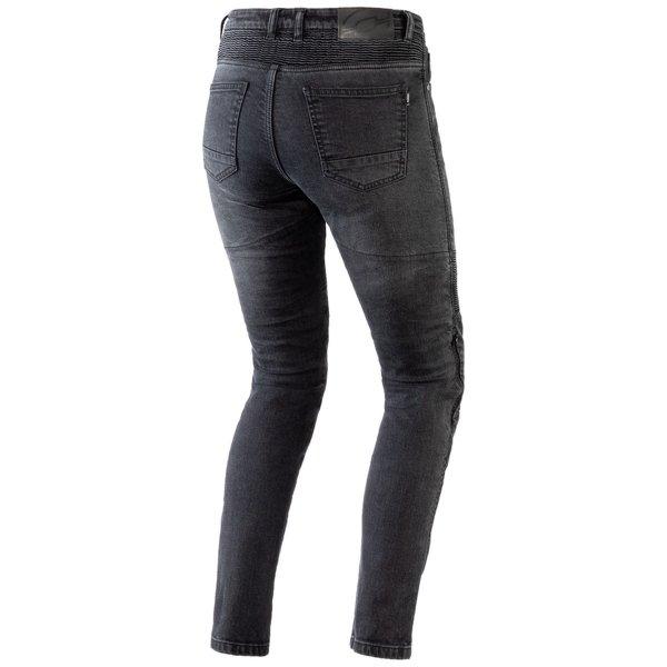 spodnie jeans ozone agness ii lady BLACK 1 Sklep Motocyklowy Wrocław