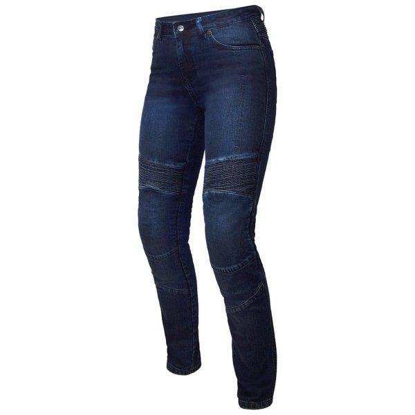 spodnie jeans ozone agness ii lady BLUE Sklep Motocyklowy Wrocław