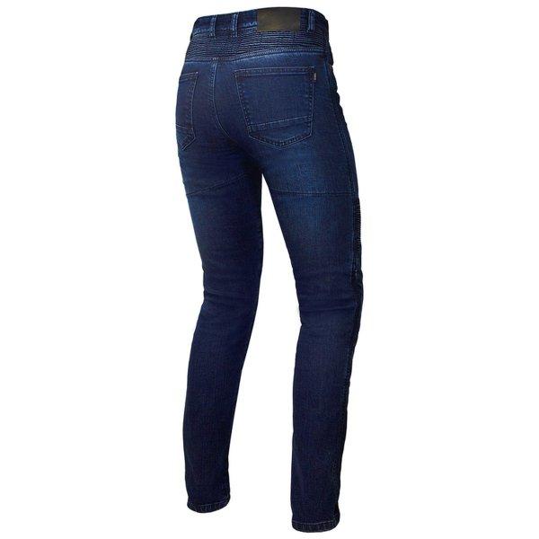 spodnie jeans ozone agness ii lady BLUE 1 Sklep Motocyklowy Wrocław