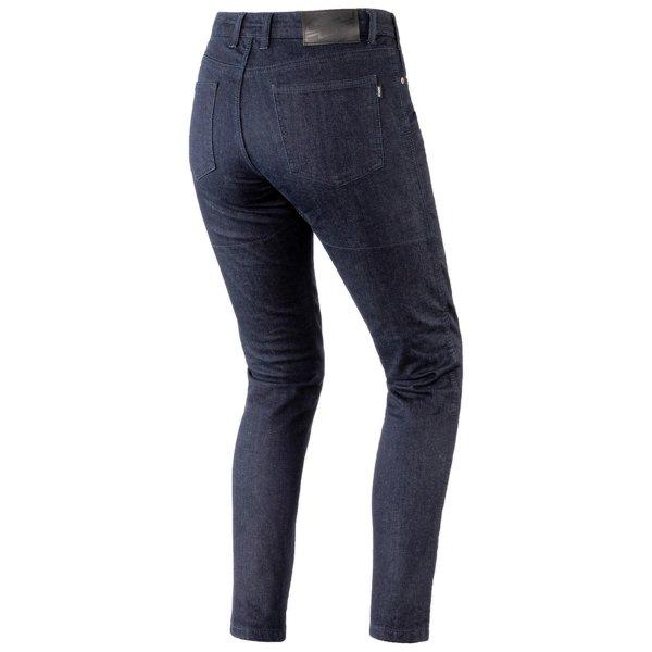 spodnie jeans ozone star ii lady dark BLUE 1 Sklep Motocyklowy Wrocław