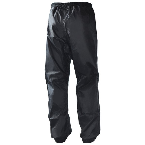 spodnie przeciwdeszczowe ozone marin BLACK 1 Sklep Motocyklowy Wrocław