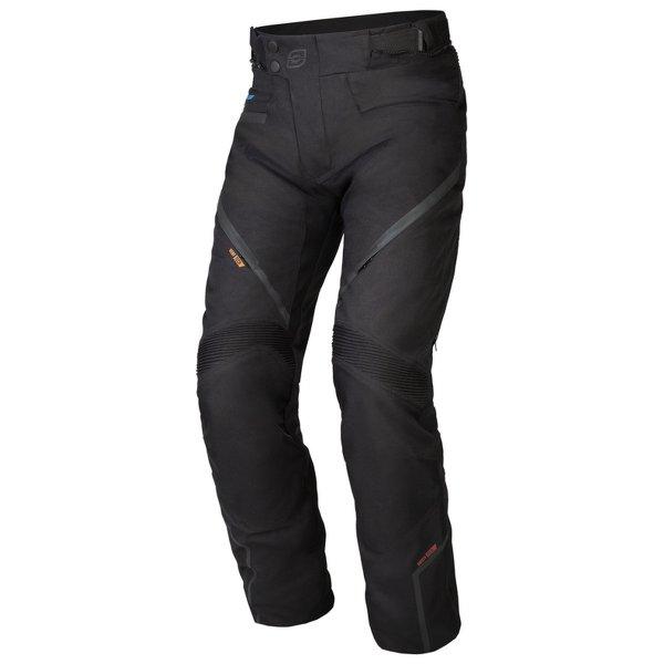 spodnie tekstylne ozone union BLACK Sklep Motocyklowy Wrocław