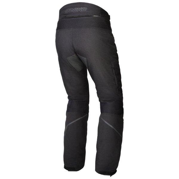 spodnie tekstylne ozone union BLACK 1 Sklep Motocyklowy Wrocław