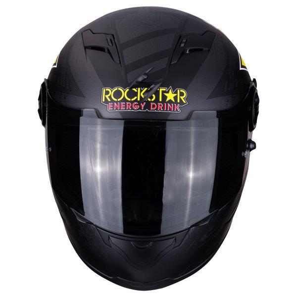 EXO 490ROCKSTAR BLACK 2 Sklep Motocyklowy Wrocław