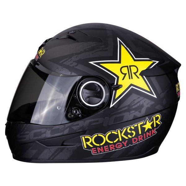 EXO 490ROCKSTAR BLACK 3 Sklep Motocyklowy Wrocław