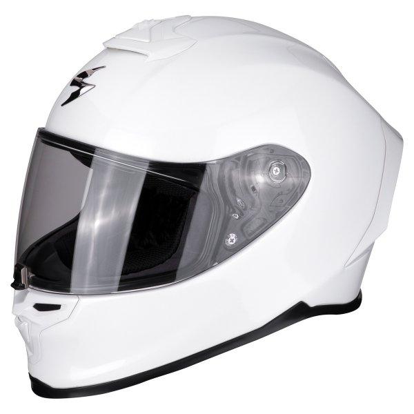EXO R1 WHITE Sklep Motocyklowy Wrocław
