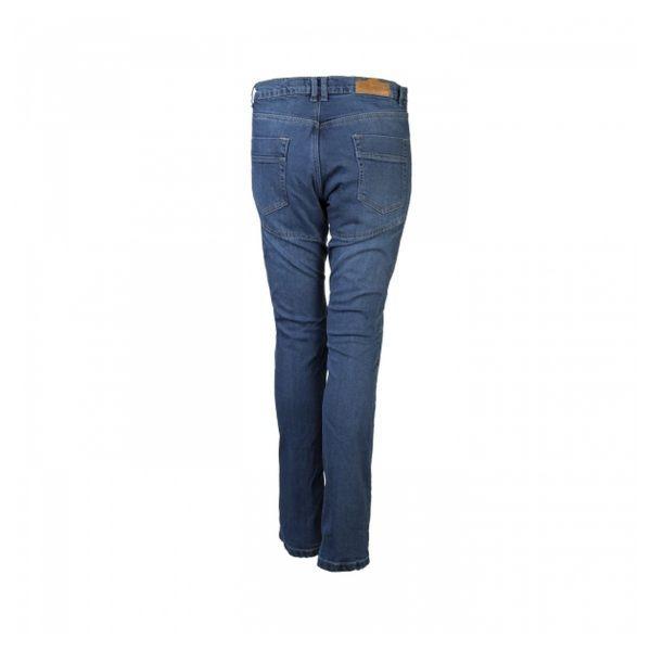 spodnie jeansowe lookwell denim 501 damskie standardowe jasne BLUE 1 Sklep Motocyklowy Wrocław