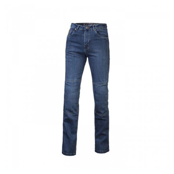 spodnie jeansowe lookwell denim 501 meskie dlugie jasne BLUE Sklep Motocyklowy Wrocław