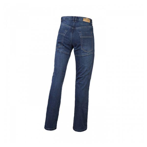 spodnie jeansowe lookwell denim 501 meskie dlugie jasne BLUE 1 Sklep Motocyklowy Wrocław