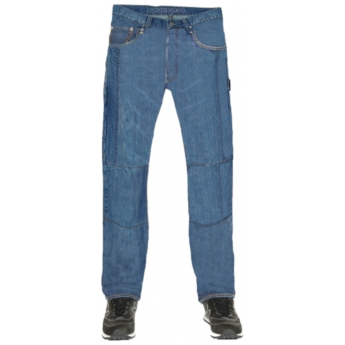 Przedłużane jeansy motocyklowe LOOKWELL DENIM 501