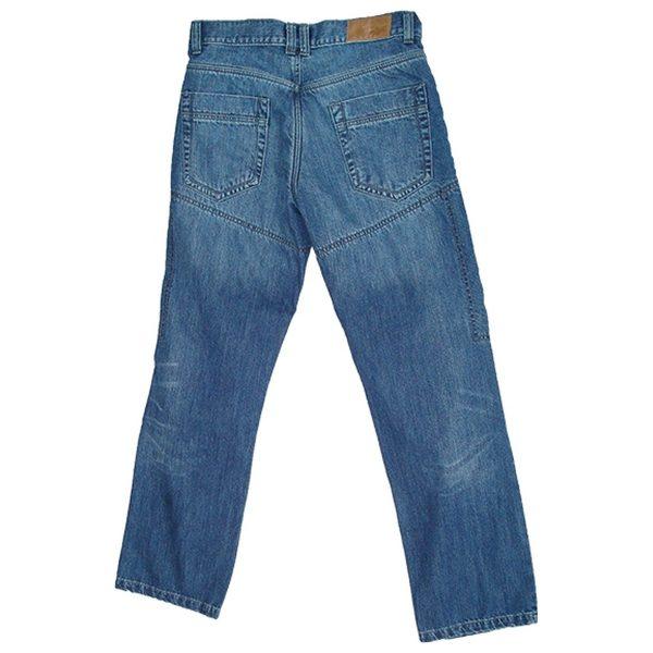 spodnie jeansowe lookwell denim 501 meskie krotkie BLUE 3 Sklep Motocyklowy Wrocław